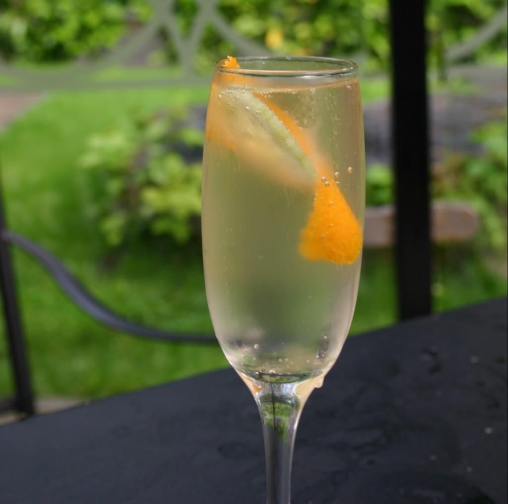 Forenoon Fizz cocktail