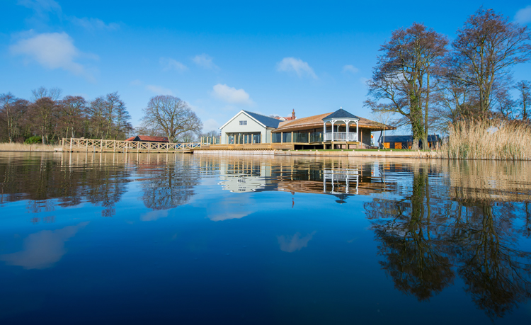 Boathouse, Norfolk wedding venue