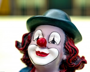 Children's clown